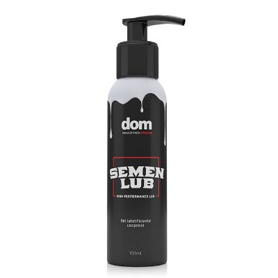 Semen Lub - Gel Lubrificante - 100ml (AE-CO318)