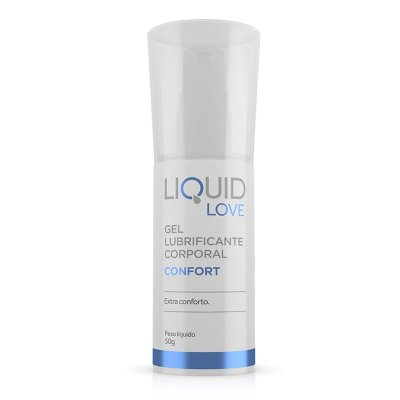 Liquid Love - Confort - Gel Lubrificante (AE-CO310)