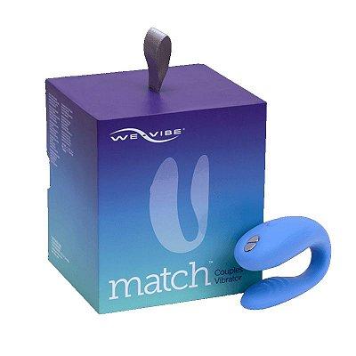 We-Vibe Match - Vibrador para casais - Recarregável - (AE-SNATSG5)