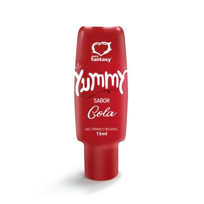 Gel Térmico Yummy - Sabor Cola - 15g (SF-4128)