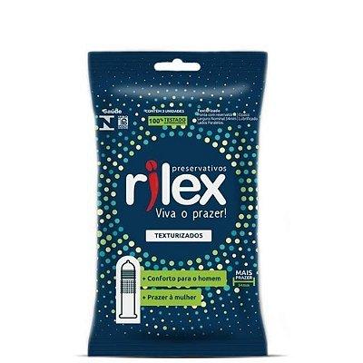 Preservativo Rilex® - TEXTURIZADO (KI-RL012)