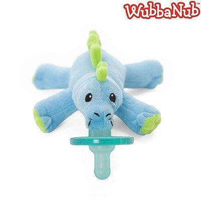 WubbaNub: A chupeta mais fofa que existe! - Dinosauro (Baby Dino)