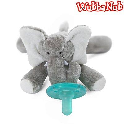 WubbaNub: A chupeta mais fofa que existe! - Elefante (Elephant)