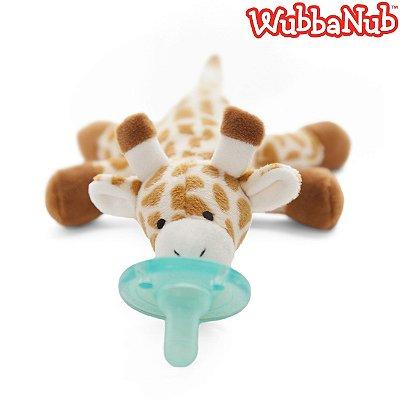 WubbaNub: A chupeta mais fofa que existe! - Girafa (Baby Giraffe)