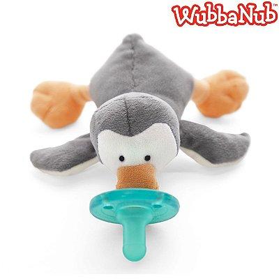 WubbaNub: A chupeta mais fofa que existe! - Pinguim (Baby Penguin)