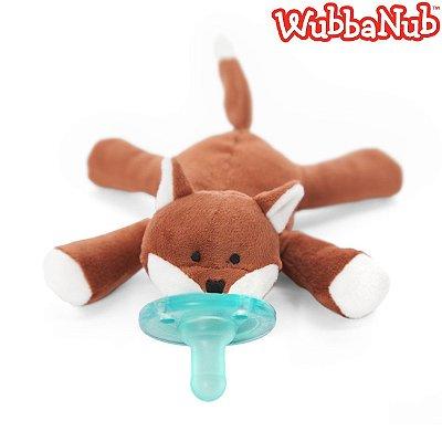 WubbaNub: A chupeta mais fofa que existe! - Raposa (Tiny Fox)