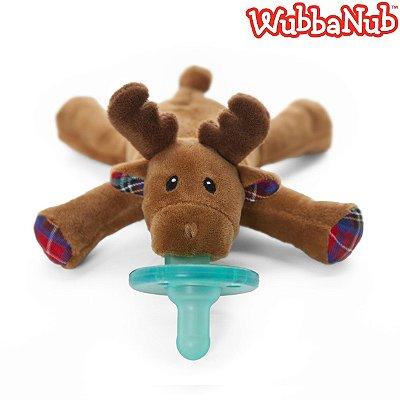 WubbaNub: A chupeta mais fofa que existe! - Rena (Reindeer)