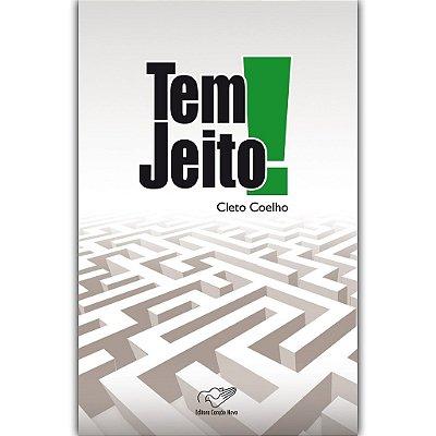 Livro Tem Jeito! (Cleto Coelho)