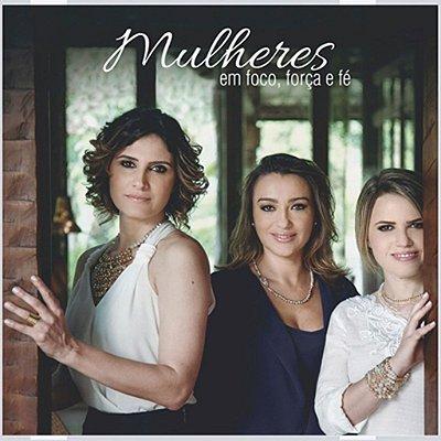 CD Mulheres em Foco, Força e Fé - Cantores de Deus