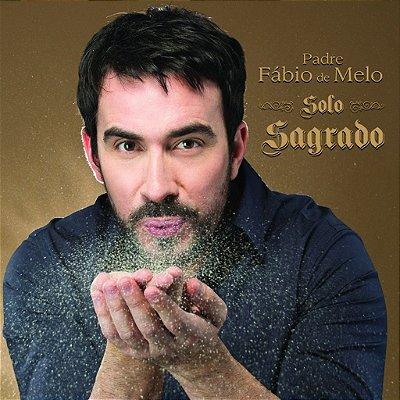 CD Solo Sagrado ( Padre Fábio de Melo)