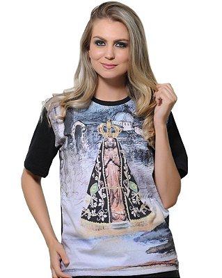 Camiseta Nossa Senhora Aparecida (Unisexx)