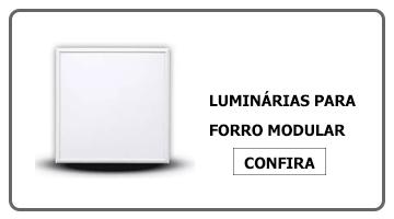 banner luminaria forro modular