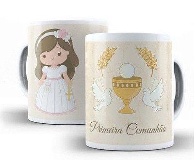 CANECA PRIMEIRA COMUNHÃO