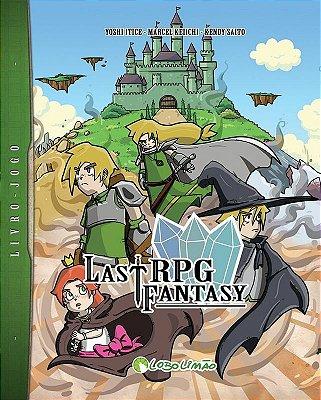 HQ LoboLimão - Livro-Jogo Last RPG Fantasy