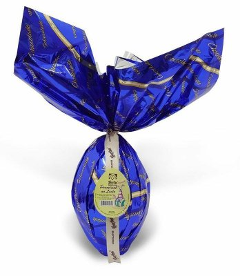 Ovo de Páscoa Premium ao Leite 600g