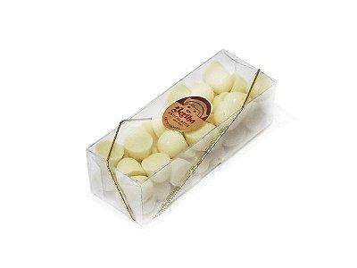 Caixa Chumbinho Branco 80g