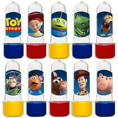 Mini Tubete para Lembrancinha Festa Toy Story - Sortida - 20 unidades - Lembrafesta