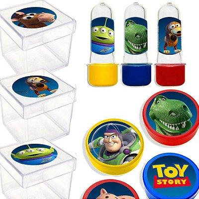 Kit Lembrancinhas Festa Toy Story para 20 Convidados - 60 Itens - Lembrafesta