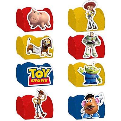 Forminha para Doces Festa Toy Story - Sortido - 24 Unidades - Lembrafesta
