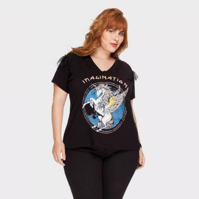 T-shirt Imagination - Plus Size