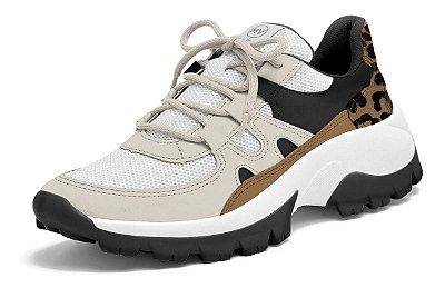Tênis Feminino Via Marte Original Chunky Sneaker Lançamento