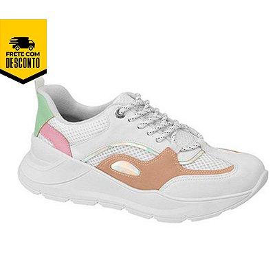 Tênis Feminino Vizzano Casual Sapatênis Sola Alta Sneaker