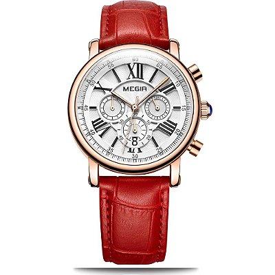 Relógio Megir Femini