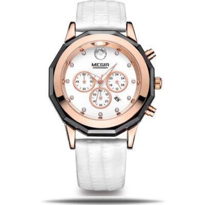 Relógio feminino Megir Iceberg