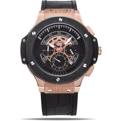 Relógio masculino Megir Lumberjack