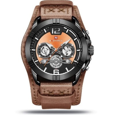 Relógio masulino NaviForce Bracelet