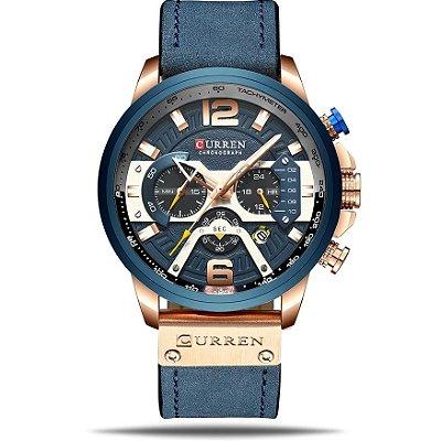Relógio masculino Curren Ômega