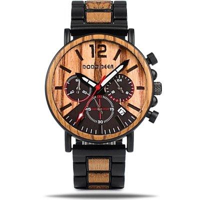 Relógio Masculino DodoDeer Amazon