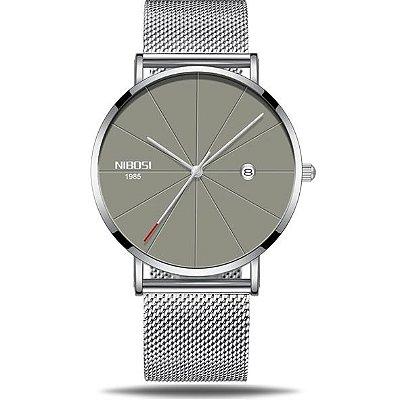 Relógio Nibosi Currensy