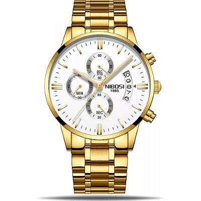 Relógio masculino Nibosi Classic
