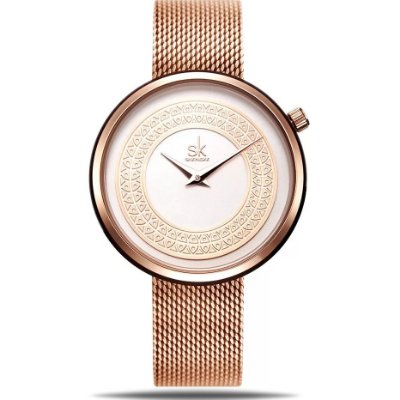 Relógio feminino Shengke Early