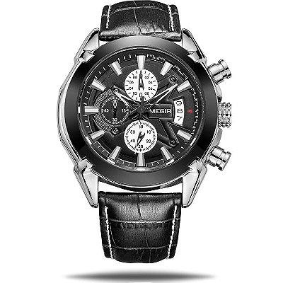 Relógio masculino Megir Spear