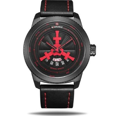 Relógio masculino NaviForce Helix