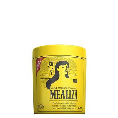 Portier Mealiza - Máscara de Consistência Capilar 500g