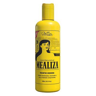 Portier Mealiza Shampoo Cremoso 500ml