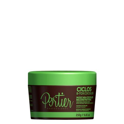 Portier Ciclos B-tox Mask Cocoliss 250g