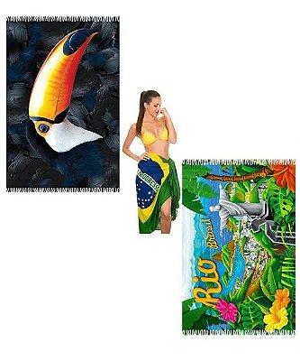 Duas Cangas de Praia Pack-04