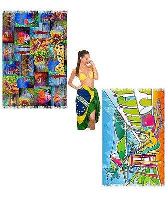 Duas Cangas de Praia Pack-07
