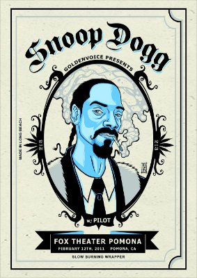Pôster Snoop Dogg