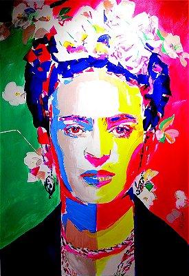 Pôster Frida Kahlo