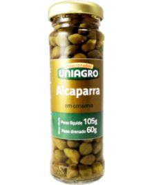 ALCAPARRAS UNIAGRO VIDRO 60G