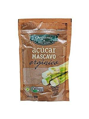 Açúcar Mascavo 100% Natural 500g