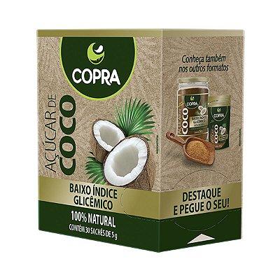 Açúcar de Coco 100% Natural COPRA