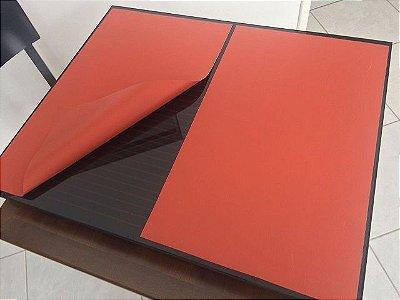 Manta de Silicone Vermelha - Pista Quente