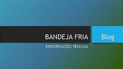 BANDEJA FRIA ICE COM ALMOFADA GEL