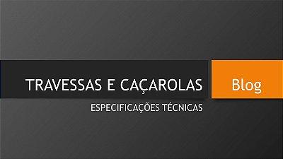 TRAVESSAS DE ALUMINIO - MELHOR APROVEITAMENTO DO ESPAÇO